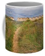Pathway To The Cabanas Coffee Mug
