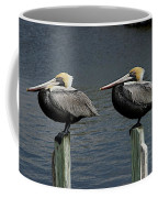 Patient Pair Coffee Mug
