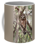 Patiently Watching Coffee Mug