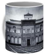 Patio De La Montaria Bw Coffee Mug