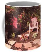 Patio Garden Coffee Mug