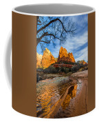 Patriarchs Of Zion Coffee Mug by Chad Dutson
