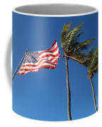 Patriot Keys Coffee Mug by Carey Chen