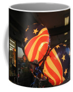 Patriotic Balloons Veteran's Day Casa Grande Arizona 2004 Coffee Mug