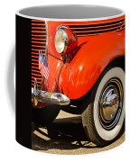 Patriotic Car Coffee Mug