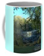Patsiliga Creek Falls Coffee Mug