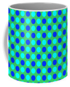 Pattern Of Circles Coffee Mug