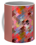 Pattern Of Triangle Coffee Mug