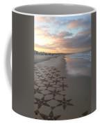 Patterns On Venice Beach Coffee Mug