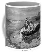 Paul And Florence Dombey Coffee Mug