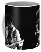 Paul And Mick Are Bad Company Coffee Mug