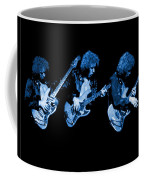 Paul Harwood Of Mahogany Rush Plays The Blues Coffee Mug