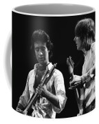 Paul And Mick In Spokane 1977 Coffee Mug