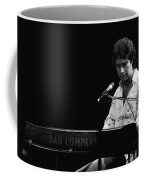 Paul At The Keyboard In Spokane 1977 Coffee Mug
