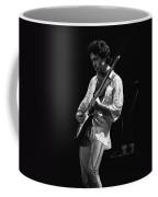 Paul On Guitar 1977 In Spokane Coffee Mug