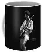 Paul Showing His Love To The Spokane Crowd In 1977 Coffee Mug