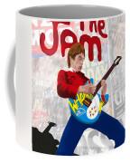 Paul Weller Wham Coffee Mug
