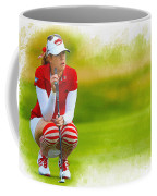 Paula Creamer - The Ricoh Women British Open Coffee Mug