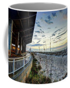 Pavilian And The December Sunrise Coffee Mug