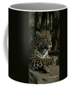 Paws Of A Jaguar Coffee Mug