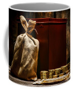 Pay Day Coffee Mug by Olivier Le Queinec