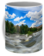 Payette River Coffee Mug by Robert Bales