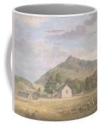 Haymaking At Dolwyddelan Coffee Mug