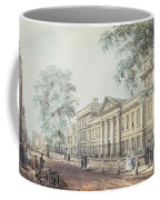 Pd.63-1958 Emmanuel College, Cambridge Coffee Mug