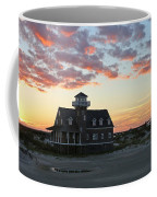 Oregon Inlet Life Saving Station 2693 Coffee Mug