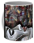 Peace Amidst Turmoil Coffee Mug