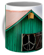 Peace Barn Coffee Mug