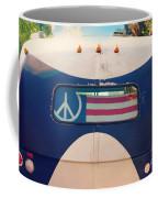 Peace Bus Coffee Mug