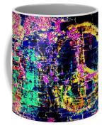 Peace Graffiti Coffee Mug