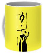 Peace / Love Protester  Coffee Mug
