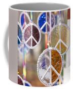 Peace Medals Coffee Mug