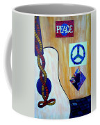 Peace - Music Coffee Mug