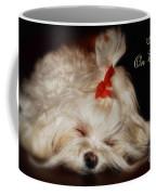 Peace On Earth Coffee Mug by Lois Bryan
