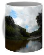 Peace River 3 Coffee Mug