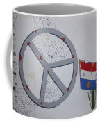 Peace Sells But Who's Buying Coffee Mug