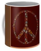 Peace Symbol Design - S05d Coffee Mug