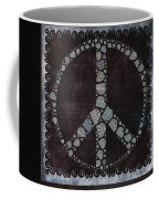 Peace Symbol Design - S79bt2 Coffee Mug