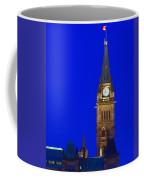 Peace Tower Coffee Mug