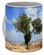 Peace Tree Coffee Mug