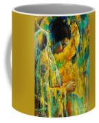 Peaceful Angel Coffee Mug