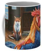 Peaceful Coexistence Coffee Mug