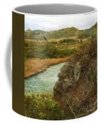 Peaceful Estuary In Carmel Coffee Mug