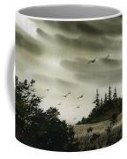 Peaceful Inland Cove Coffee Mug
