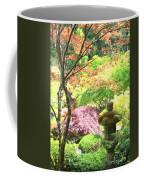 Peaceful Japanese Garden Coffee Mug