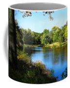 Peaceful Lake Coffee Mug by Susan Savad