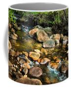 Peaceful Mountain Stream Coffee Mug